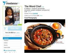 #1390 cho Complete your brand NEW Freelancer.com Profile! bởi aelanadula
