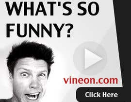 #6 para Design a Banner for funny video website por skodafir