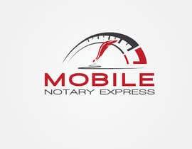 Nro 26 kilpailuun Logo Contest - Mobile Notary Express käyttäjältä icechuy22