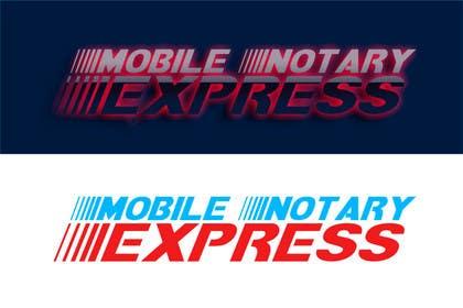 bogooxi tarafından Logo Contest - Mobile Notary Express için no 38