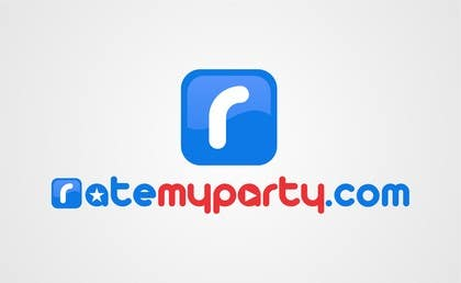 #82 para Design a Logo for ratemyparty.com por eltorozzz
