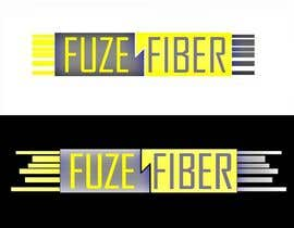 #12 para Design a Logo for FUZE FIBER por kevingitau