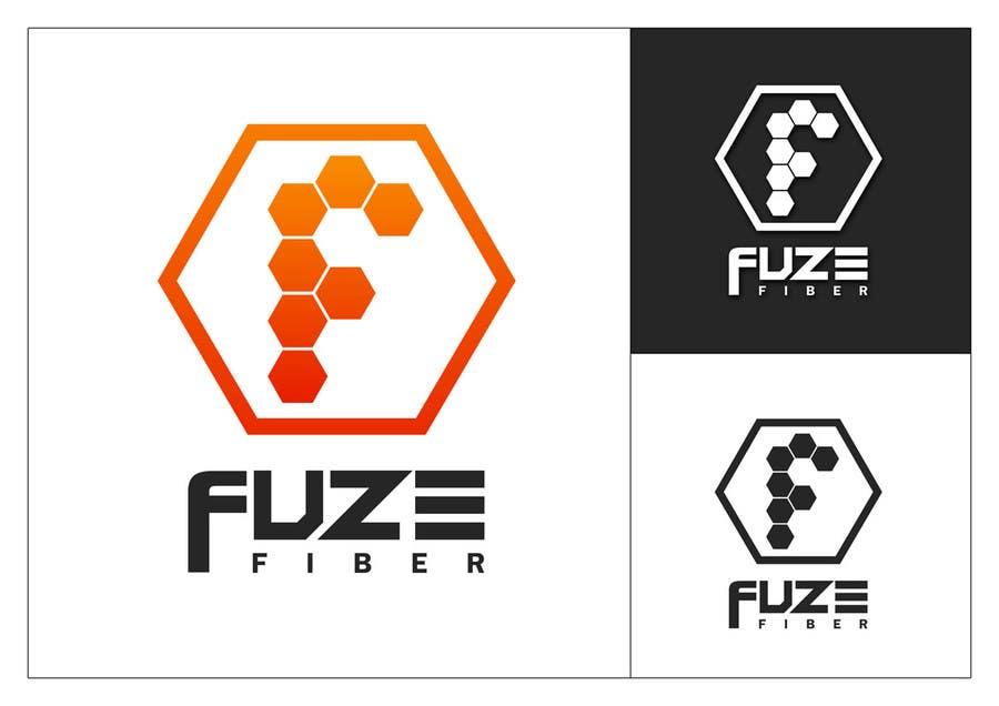 Inscrição nº 28 do Concurso para Design a Logo for FUZE FIBER
