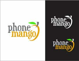 #54 for Design a Logo for Phone Mango by rueldecastro