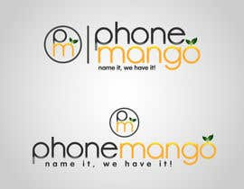 nº 44 pour Design a Logo for Phone Mango par emzbassist07
