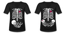 Contest Entry #14 for Pregnant Skeleton T-shirt Design
