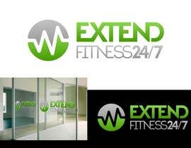 #89 for Design a Logo for Extend Fitness 24/7 by rogerweikers