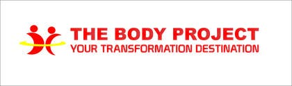 nº 37 pour The Body Project Logo par eltorozzz