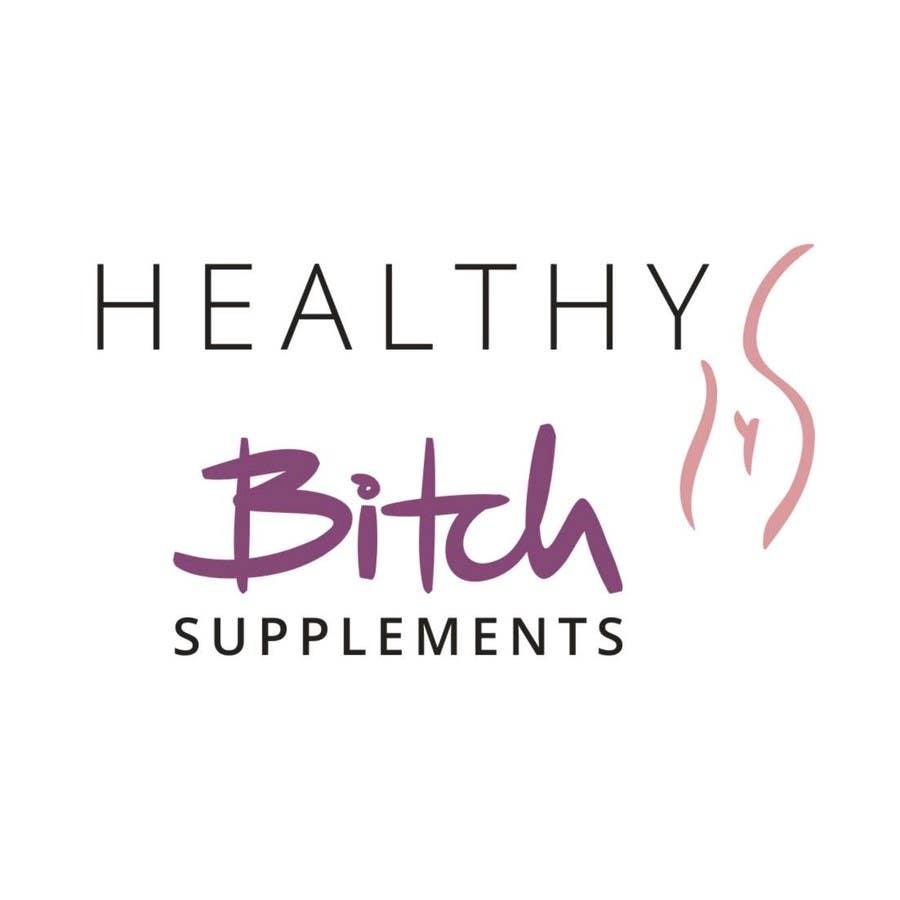Penyertaan Peraduan #41 untuk HEALTHY BITCH SUPPLEMENTS LOGO PACKAGE