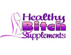 #28 untuk HEALTHY BITCH SUPPLEMENTS LOGO PACKAGE oleh robertmorgan46