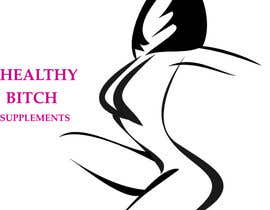 #42 for HEALTHY BITCH SUPPLEMENTS LOGO PACKAGE by dmitrigor1
