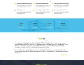Nro 49 kilpailuun Design a WordPress Website käyttäjältä husainmill