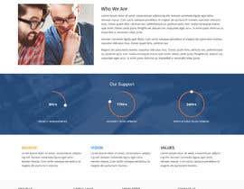 Nro 12 kilpailuun Design a WordPress Website käyttäjältä syrwebdevelopmen