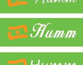 #245 for Design a Logo for HUMM app af karmenflorea