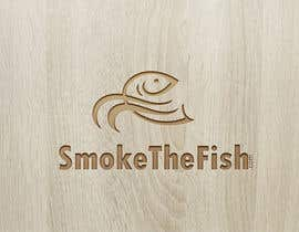 freelancerdas10 tarafından Design a Logo for SmokeTheFish.com için no 32