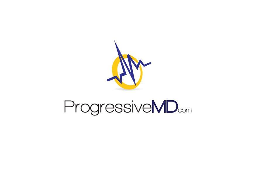 Contest Entry #                                        203                                      for                                         Logo Design for www.ProgressiveMD.com