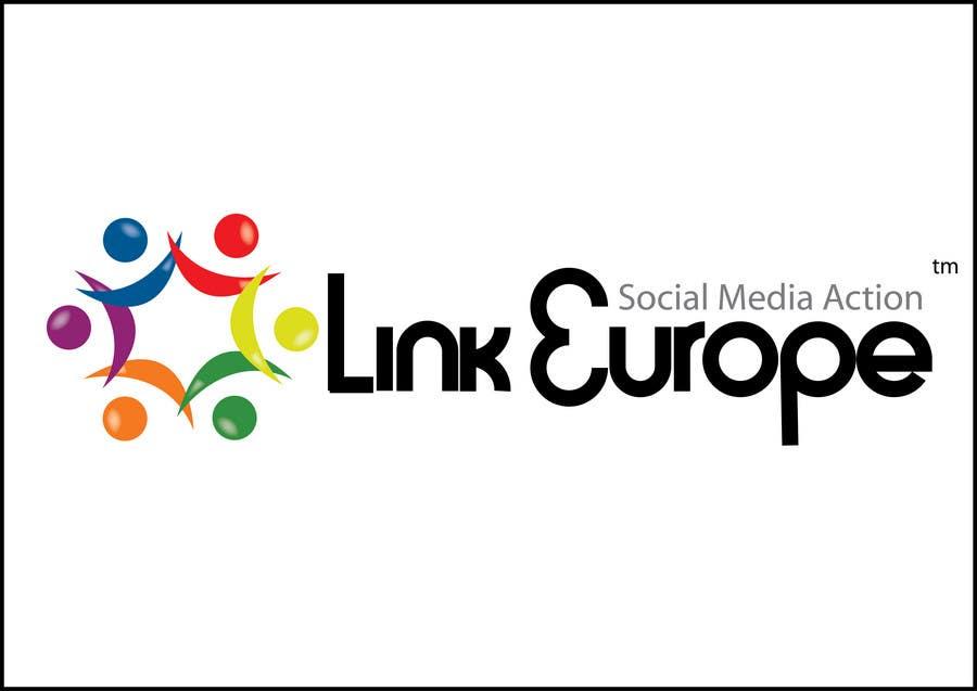 Inscrição nº                                         76                                      do Concurso para                                         Logo Design for Link Europe