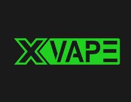 #6 untuk X VAPE Logo oleh Blazeloid