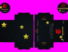 #6 untuk Print & Packaging Design for Rockstar Herbal Incense oleh guygunn