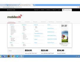 king5isher tarafından Website improvement - Nav-Menu, Product list and Product detail için no 24