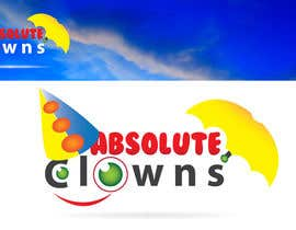 todeto tarafından Graphic Design for Absolute Clowns (Australian based company located in Sydney, NSW) için no 89