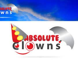 #104 pentru Graphic Design for Absolute Clowns (Australian based company located in Sydney, NSW) de către todeto