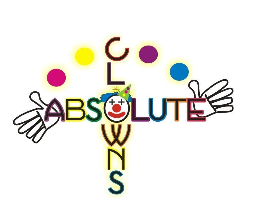 Penyertaan Peraduan #                                        30                                      untuk                                         Graphic Design for Absolute Clowns (Australian based company located in Sydney, NSW)