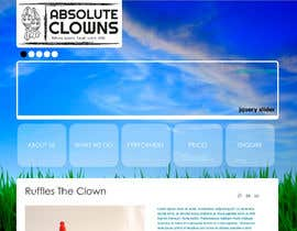 #69 pentru Graphic Design for Absolute Clowns (Australian based company located in Sydney, NSW) de către ShinymanStudio