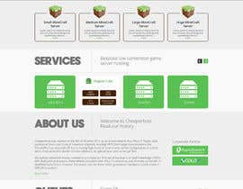 #13 untuk Design a Website for www.creeperhost.net oleh timid