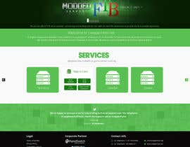 #29 untuk Design a Website for www.creeperhost.net oleh timid