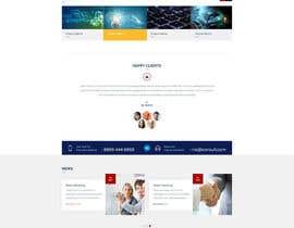 Nro 3 kilpailuun Design a Website Mockup käyttäjältä Evatorres