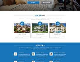 Nro 4 kilpailuun Design a Website Mockup käyttäjältä husainmill