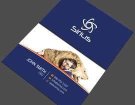 Nro 171 kilpailuun Design a business card template käyttäjältä Atiqrtj