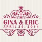 Contest Entry #62 for Design a Logo for a wedding