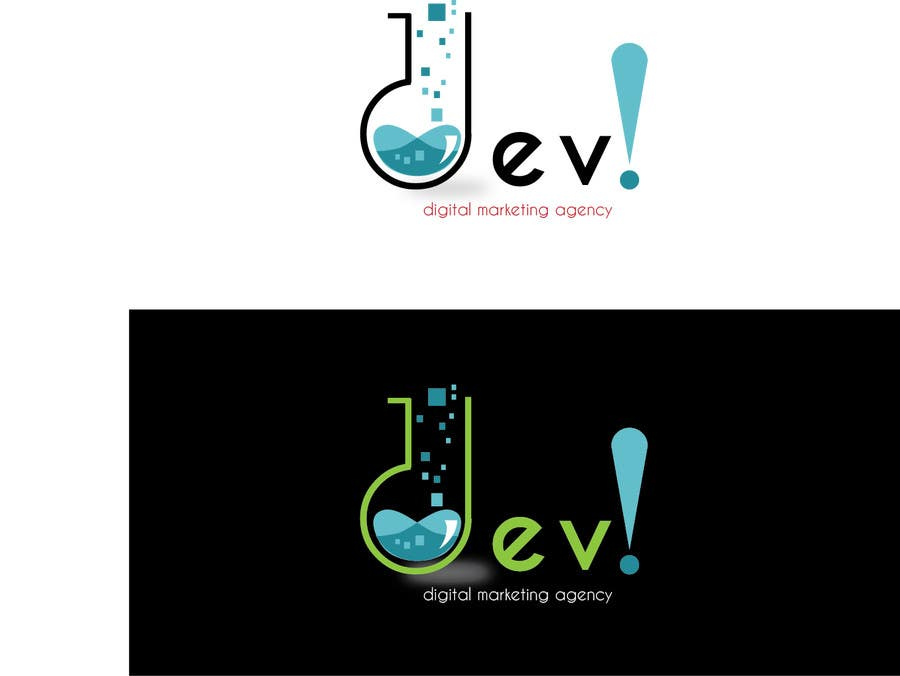 #3 for Design a Logo for a digital marketing agency by utrejak