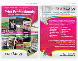 #34 untuk Design a Flyer for marketing oleh pris