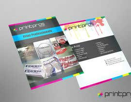 nº 14 pour Design a Flyer for marketing par DanaDouqa