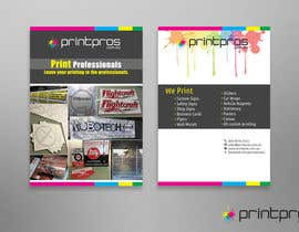 #21 untuk Design a Flyer for marketing oleh DanaDouqa