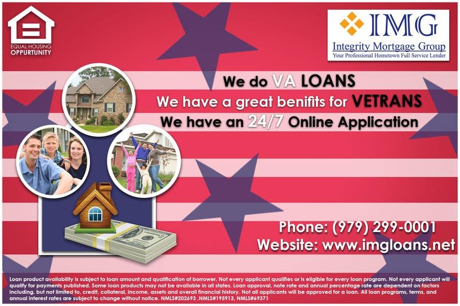 Inscrição nº 23 do Concurso para Design an Advertisement for a mortgage company.