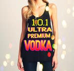 Contest Entry #22 for Design a T-Shirt for 1.0.1 Vodka