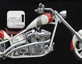 nº 5 pour Design a Banner for website (motorcycle custom chopper site) par sravancreations