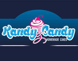 #39 para Logo Design for homemade cakes por lastmimzy