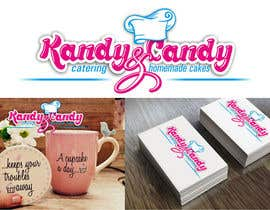 #80 para Logo Design for homemade cakes por lastmimzy