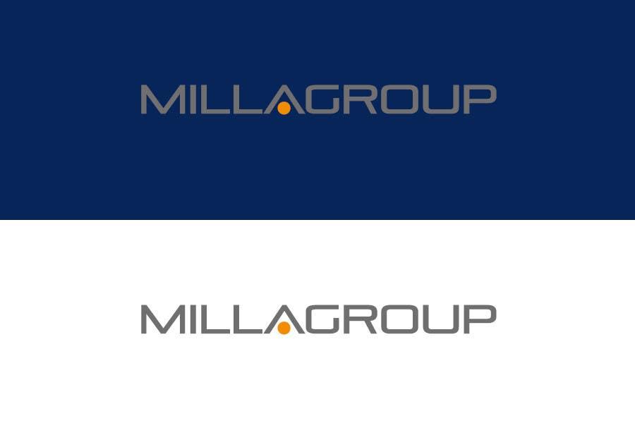 Penyertaan Peraduan #1 untuk Design a Logo for  MILLAGROUP