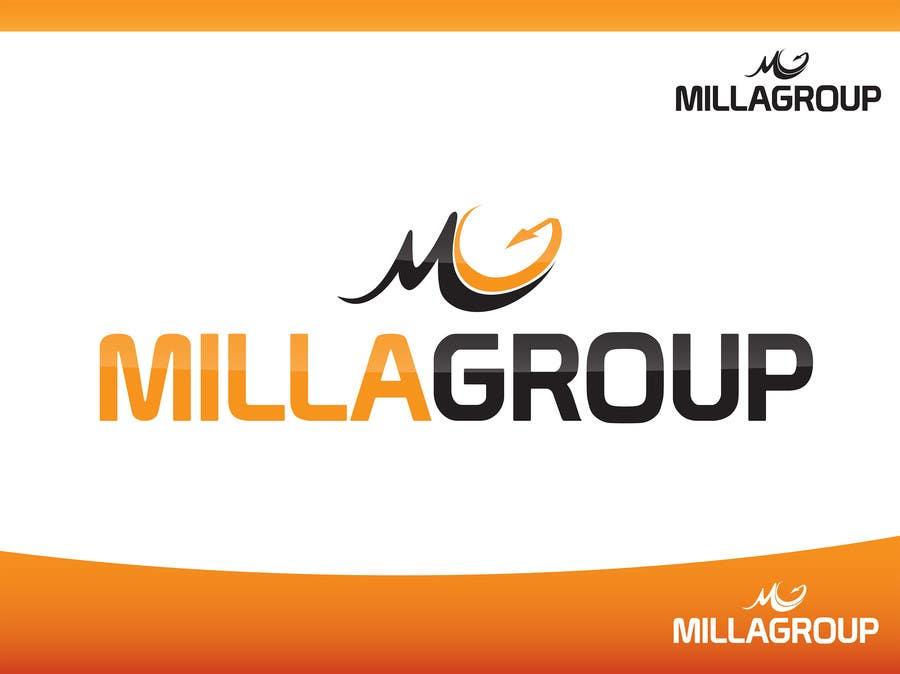 Penyertaan Peraduan #49 untuk Design a Logo for  MILLAGROUP