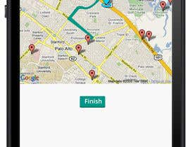shakilaiub10 tarafından Design an App Mockup, for a running app, HK landmark run için no 5