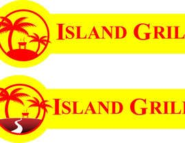 #107 for Design a Logo for ISLAND GRILL af jaclado