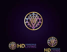 DailynHUng tarafından Sacred Geometry logo for website and magazine için no 21