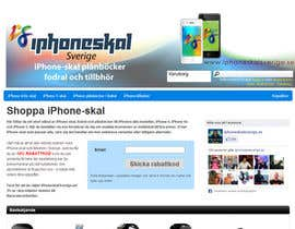 nº 18 pour New header for site selling iphone cases/covers par StoneArch