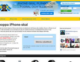 #28 for New header for site selling iphone cases/covers af xtreemsteel